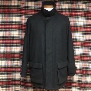 GUC POLO wool hunting coat sz L